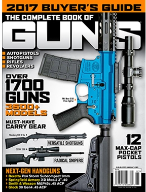 Complete Book of Guns