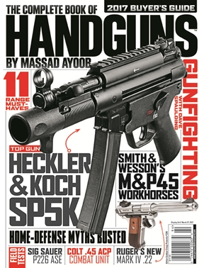 Complete Book of Handguns