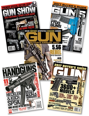GUN & GEAR GUIDES SUBSCRIPTION BUNDLE