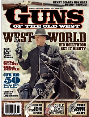 GUNS OF THE OLD WEST SUBSCRIPTION