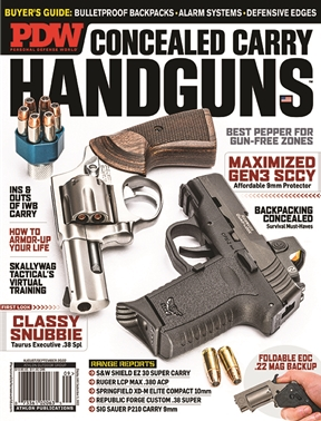 PERSONAL DEFENSE WORLD SUBSCRIPTION