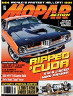 MOPAR ACTION SUBSCRIPTION