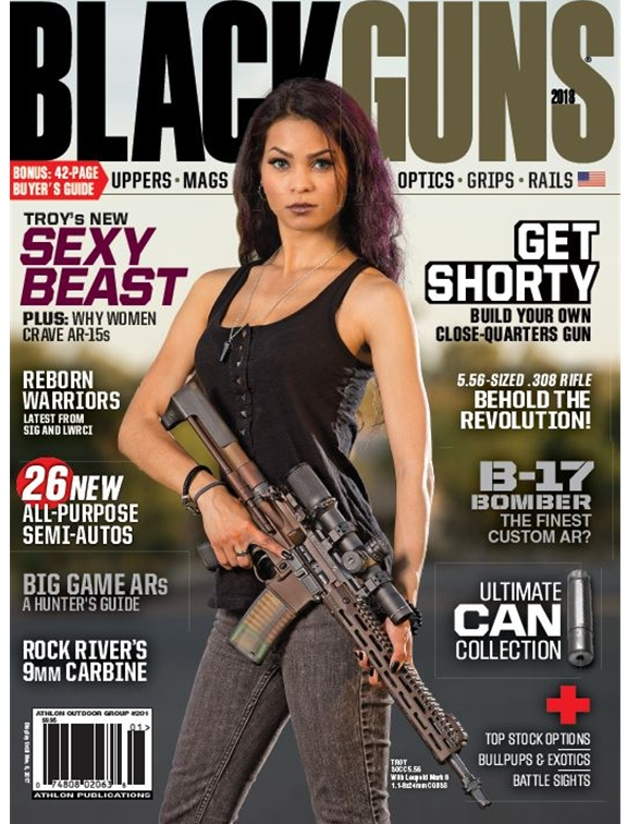 Black Guns - 2018 #201