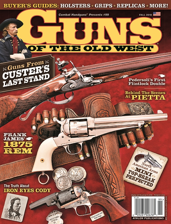 Guns of the Old West - Fall 2018