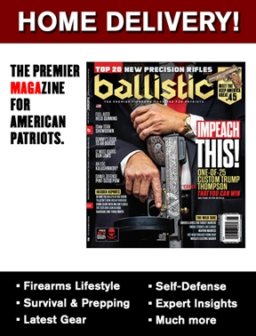 BALLISTIC SUBSCRIPTION - SPECIAL OFFER