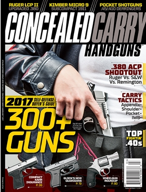Concealed Carry Handguns