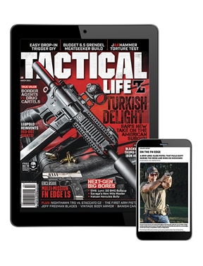TACTICAL LIFE SUBSCRIPTION