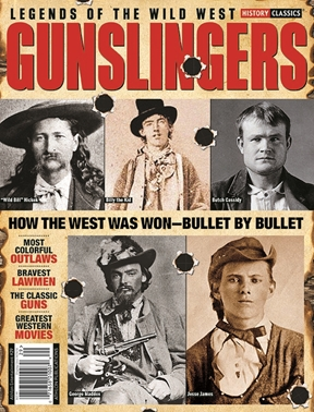 Legends of the Wild West: Gunslingers