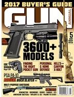Gun Buyers Annual # 198 presents  America's Handgun model 1911 Jesse James J-16